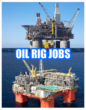 Trainee oil rig jobs